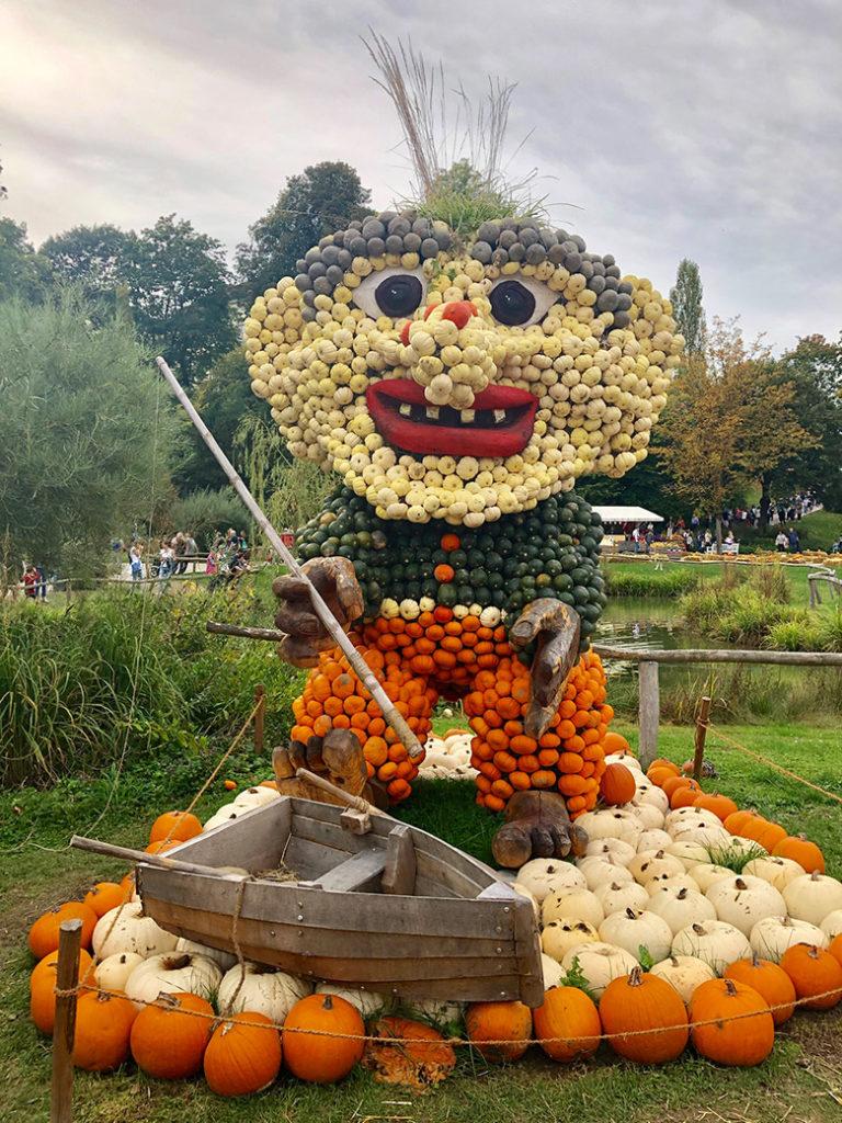 ludwigsburg pumpkin festival 2019